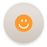 smile_button_orange