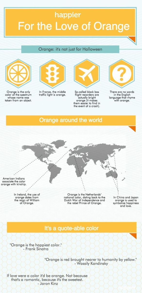 love-of-orange-infographic